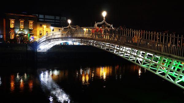 Bridge in Dublin thumbnail