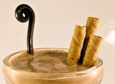 Chocolate Stout Milk Shake
