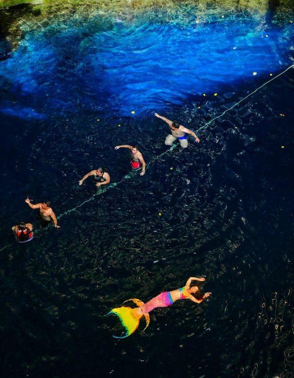 Cenote Mermaid thumbnail