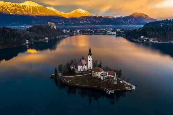 Bled Lake thumbnail