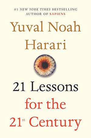 Preview thumbnail for '21 Lessons for the 21st Century