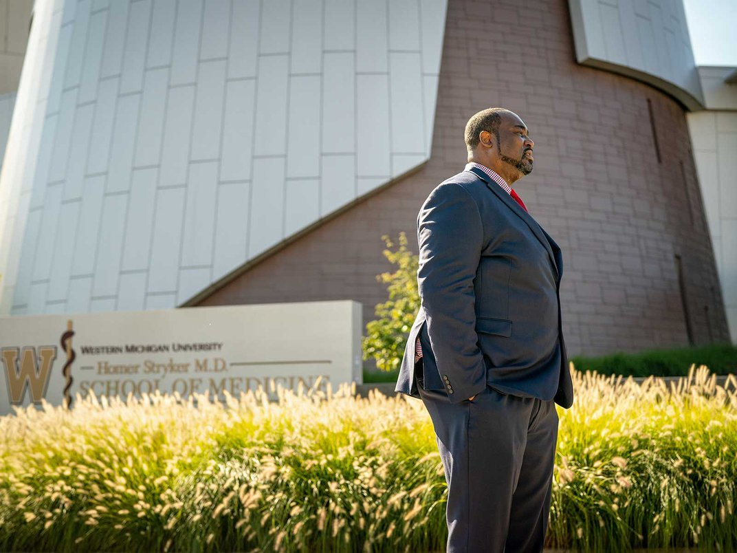 To Boost Black Men in Medicine, Advocates Turn to Sports