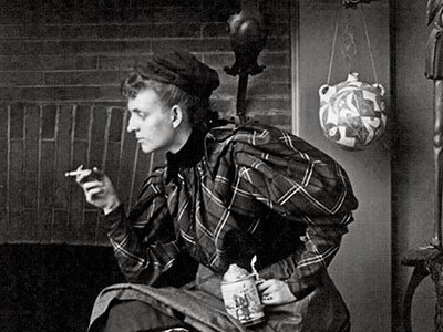 Frances Benjamin Johnston could be both ladylike and bohemian, which abetted her career as a photographer.