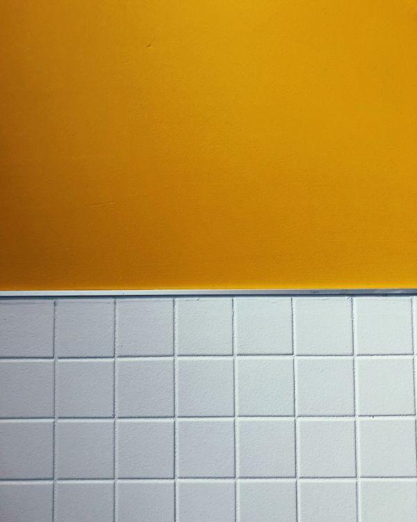 Tile + Mustard Wall thumbnail