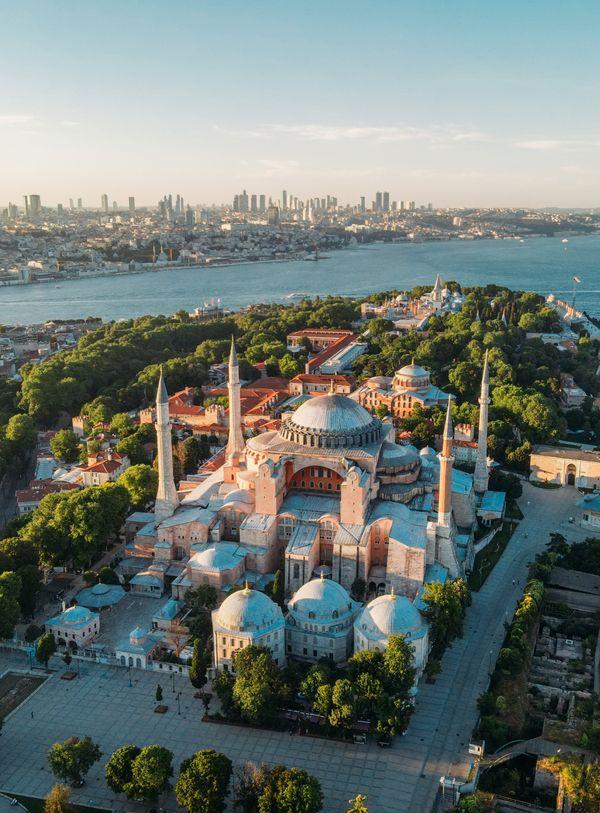 The Historical Hagia Sophia thumbnail