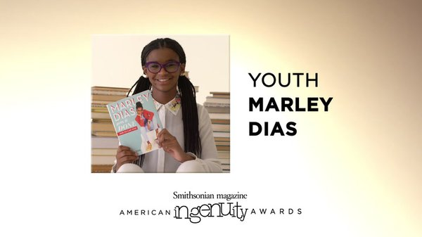 Preview thumbnail for Marley Dias' Inspirational Goal to Collect Books About Girls of Color
