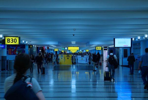 An evening in terminal B thumbnail