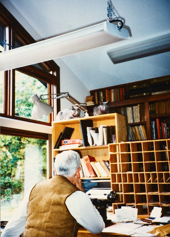 Get a Rare Peek Into the Life of Reclusive Writer J.D. Salinger
