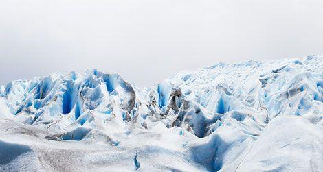 Perito Moreno, Plate I, 2010. Patagonia