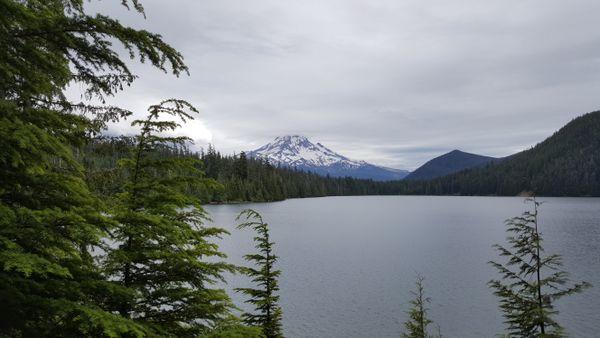 Mt. Hood from Lost Lake thumbnail