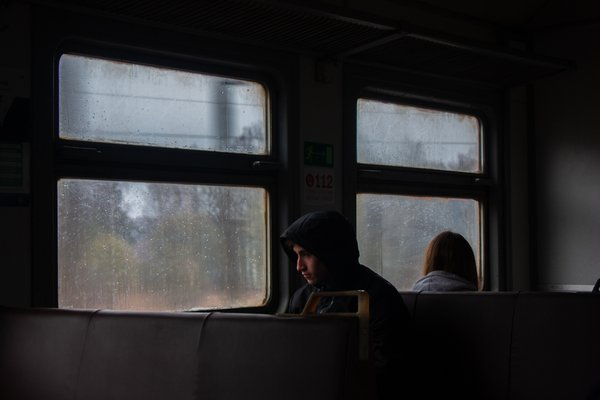 Lonely passenger thumbnail