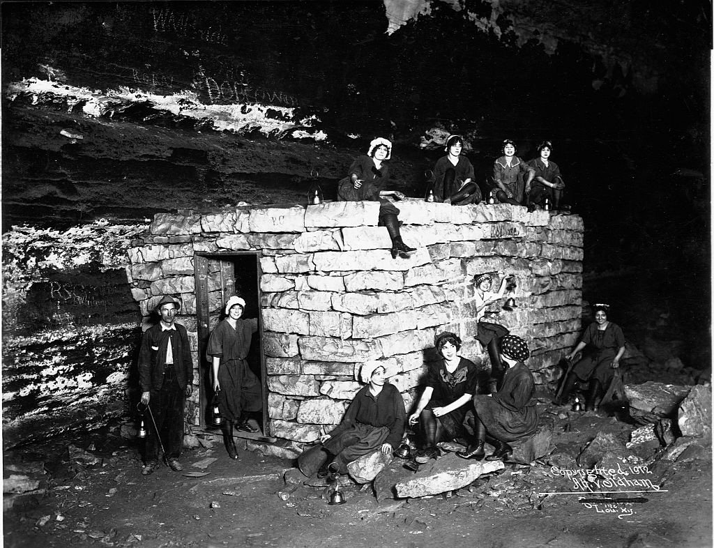When Tuberculosis Patients Quarantined Inside Kentucky's Mammoth Cave