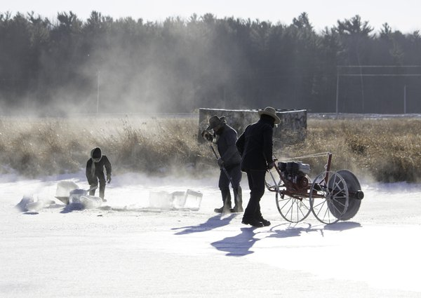 Amish Ice Harvest thumbnail