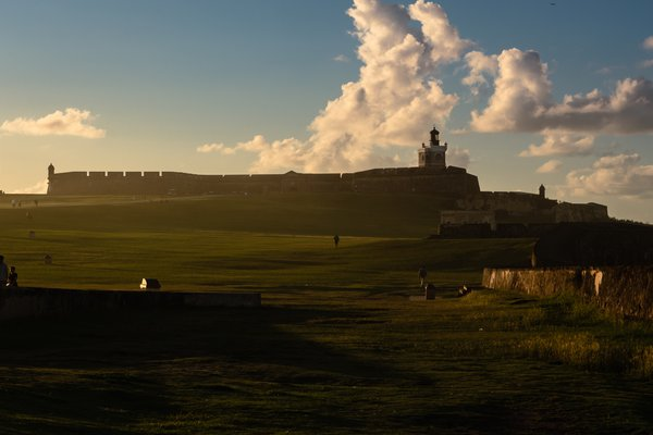 Castillo El Morro Sunset thumbnail