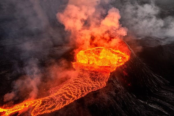 Volcano Eruption thumbnail