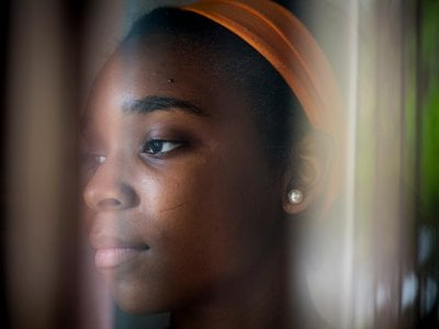 Kiya Anderson has a father in prison and a mother who is unable to care for her. She has lived in numerous foster homes.