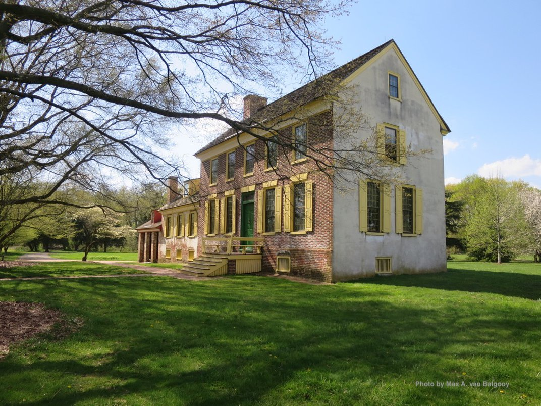 Graves of Enslaved People Discovered on Founding Father's Delaware Plantation