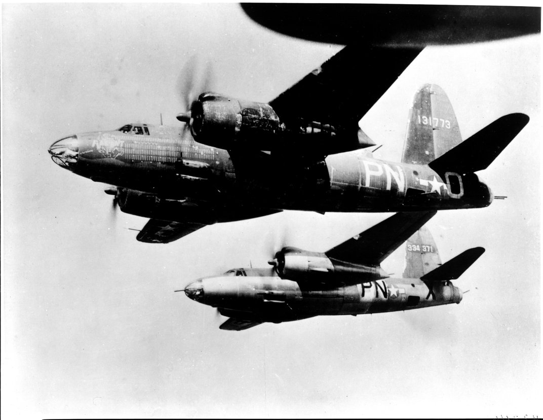 This World War II Bomber Took More Enemy Fire Than Most Others and Always Came Home