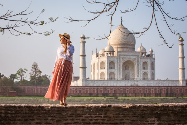The Majestic Taj Mahal thumbnail