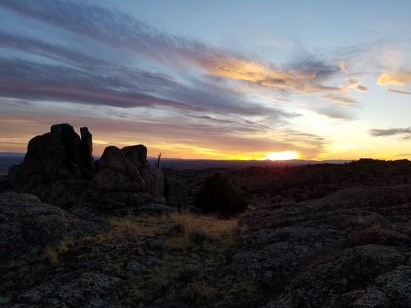 Wyoming Sunset thumbnail