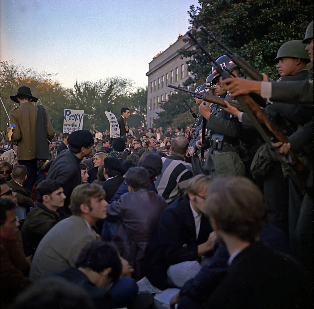 Fifty Years Ago, a Rag-Tag Group of Acid-Dropping Activists Tried to