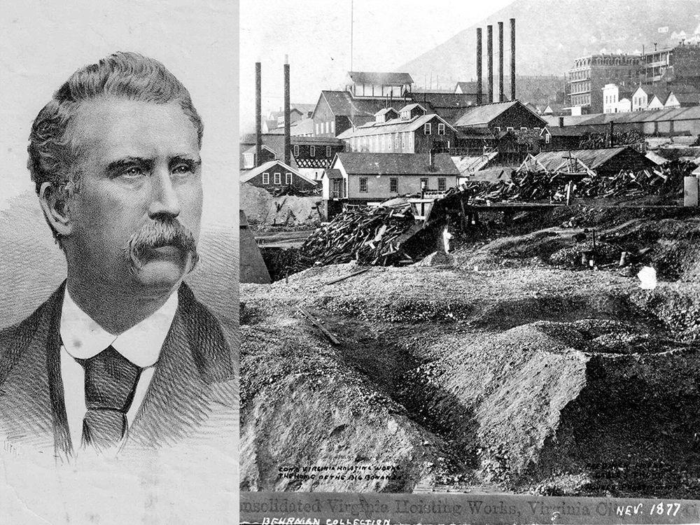 Mackay; Virginia Mine