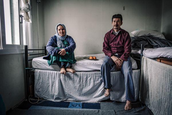 La fuerza de la pareja afgana thumbnail