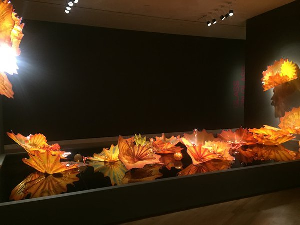 Chihuly at Crystal Bridges thumbnail