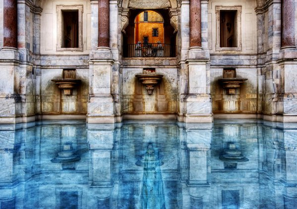 Taken in Rome, Italy. Photo of Fontana Paola. thumbnail