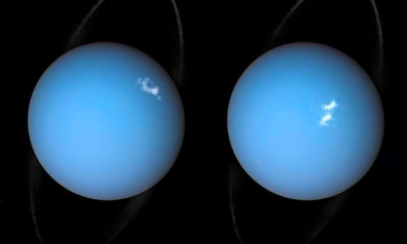 Uranus Aurora