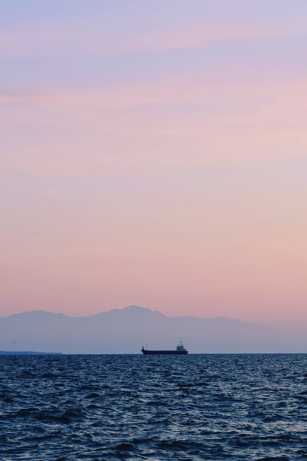A Sunset View towards Mount Olympus thumbnail