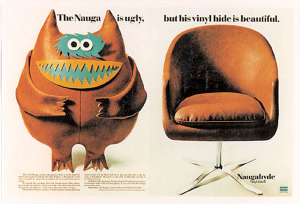 How the Nauga and its Fictional Friends Helped Make Synthetic Fabric Cuddly