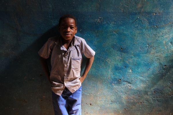 An orphan at Maoni thumbnail