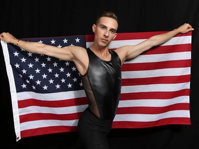 Figure skater Adam Rippon will be one of two openly gay Americans competing in the 2018 Winter Olympics, a first for the U.S.