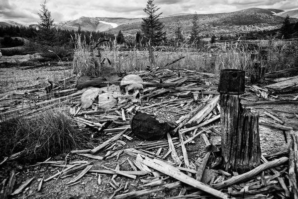 Remains of Xeta camp. thumbnail