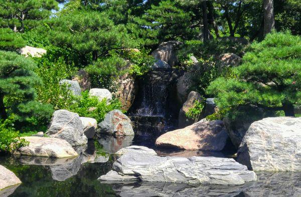 The Japanese Garden of Como Conservstory thumbnail