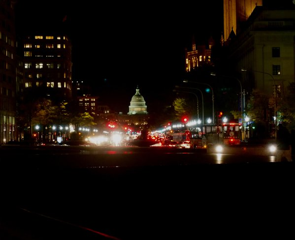 Washington At Night thumbnail