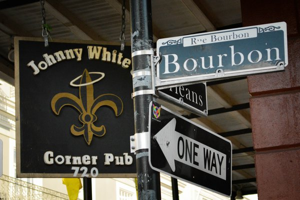 One Way from Bourbon St thumbnail