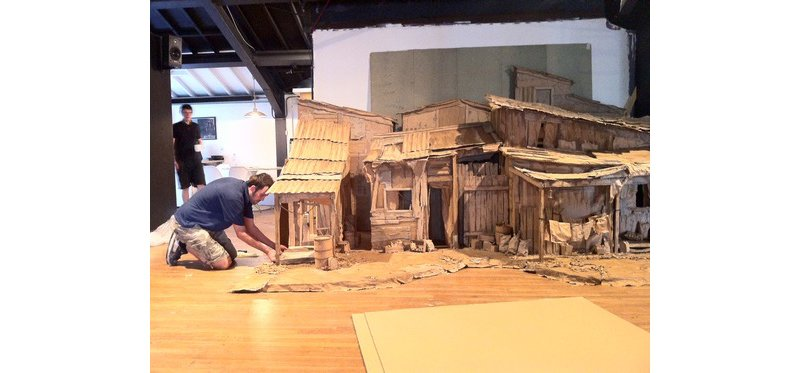 These Intricate Cardboard Models Perfectly Capture the Look and Feel of World Cities