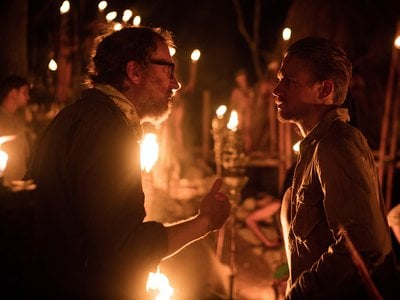 The critically acclaimed director James Gray took on the story of explorer Percival Fawcett's search for a lost city in Amazonia.
