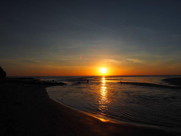 Nicaraguan sunset thumbnail