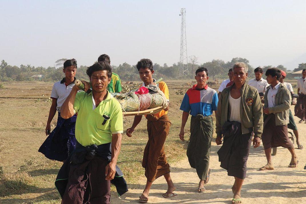 The Hidden City of Myanmar
