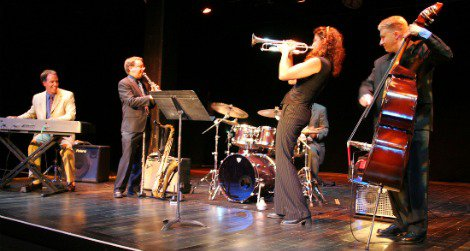 Come see the Bay Jazz Project perform at the American Art Museum