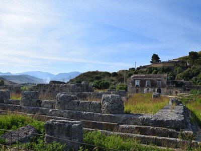 The defeated Carthaginians constructed this Temple of Victory at Himera, Sicily, following the first Battle of Himera in 480 B.C.