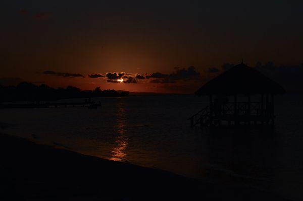 Sunset in Jamaica  thumbnail