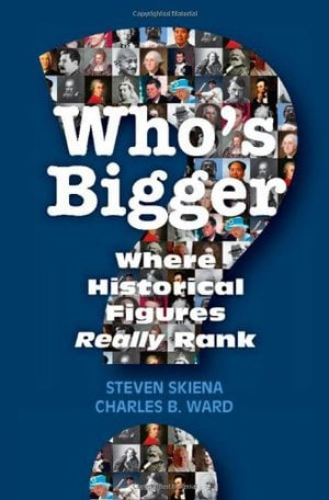 Preview thumbnail for Who's Bigger?: Where Historical Figures Really Rank
