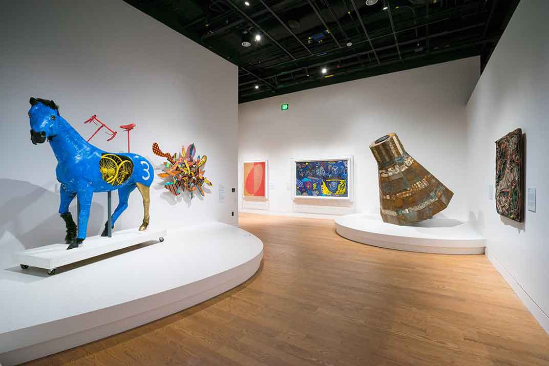 History Grabs the Headlines, But the Quiet Authority of the Art Gallery in the New Smithsonian Museum Speaks Volumes