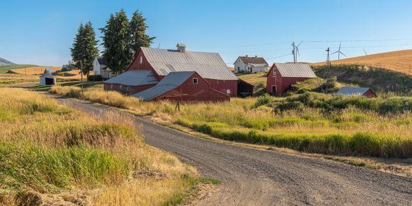 Palouse Farm Buildings thumbnail