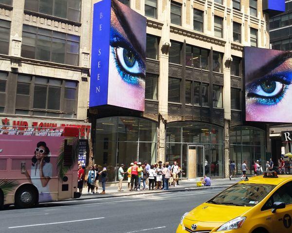 Eyes on New York City thumbnail