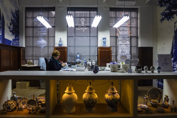 Royal Delft factory thumbnail